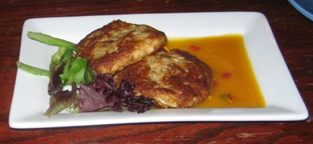 Red Sky Crab Cakes