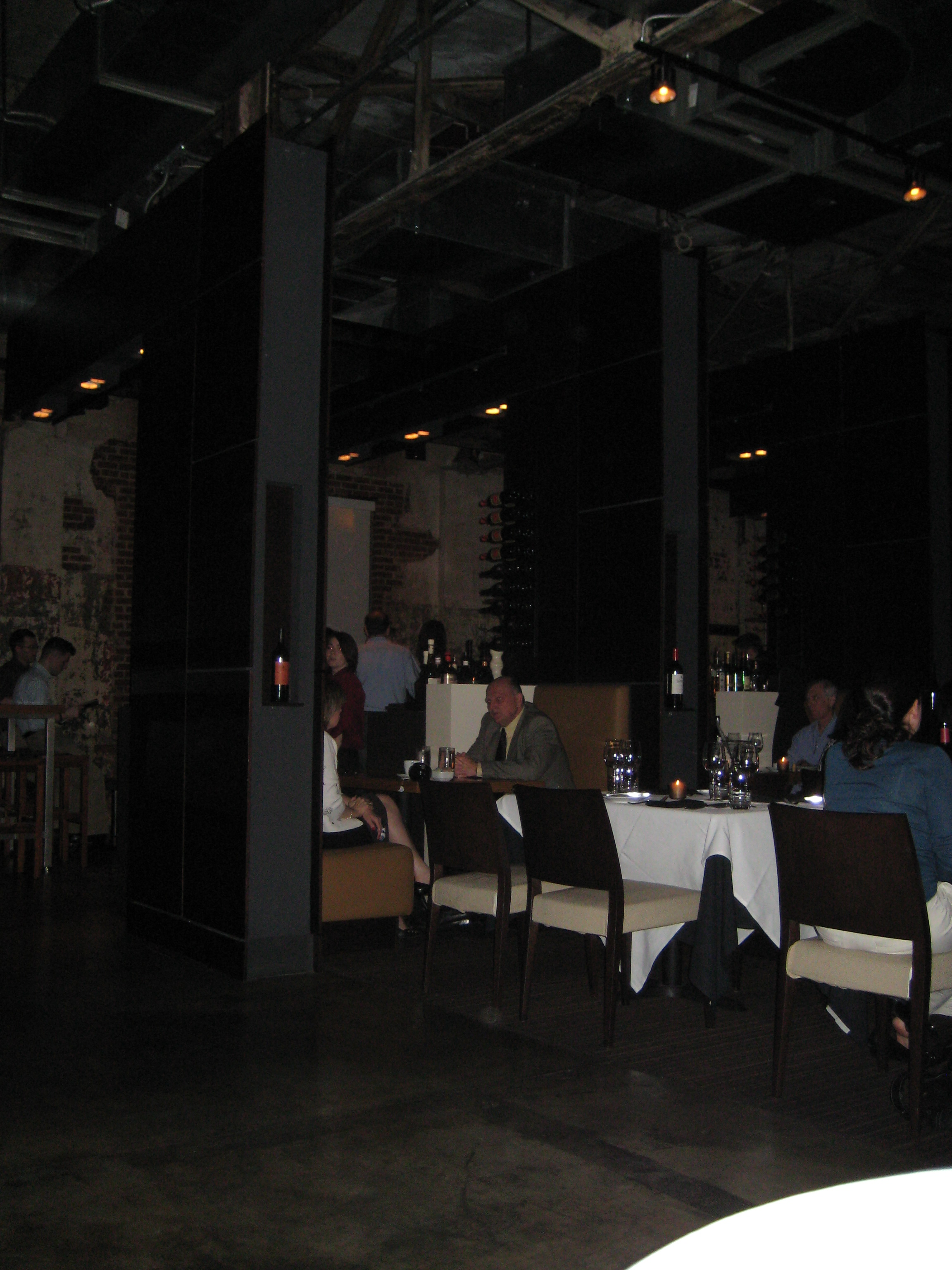 4th and Swift Dining Room