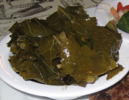 Whistle Stop Collard Greens
