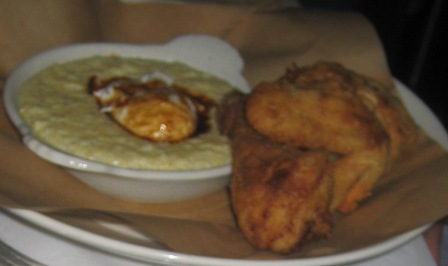 JCT Fried Chicken and Grits