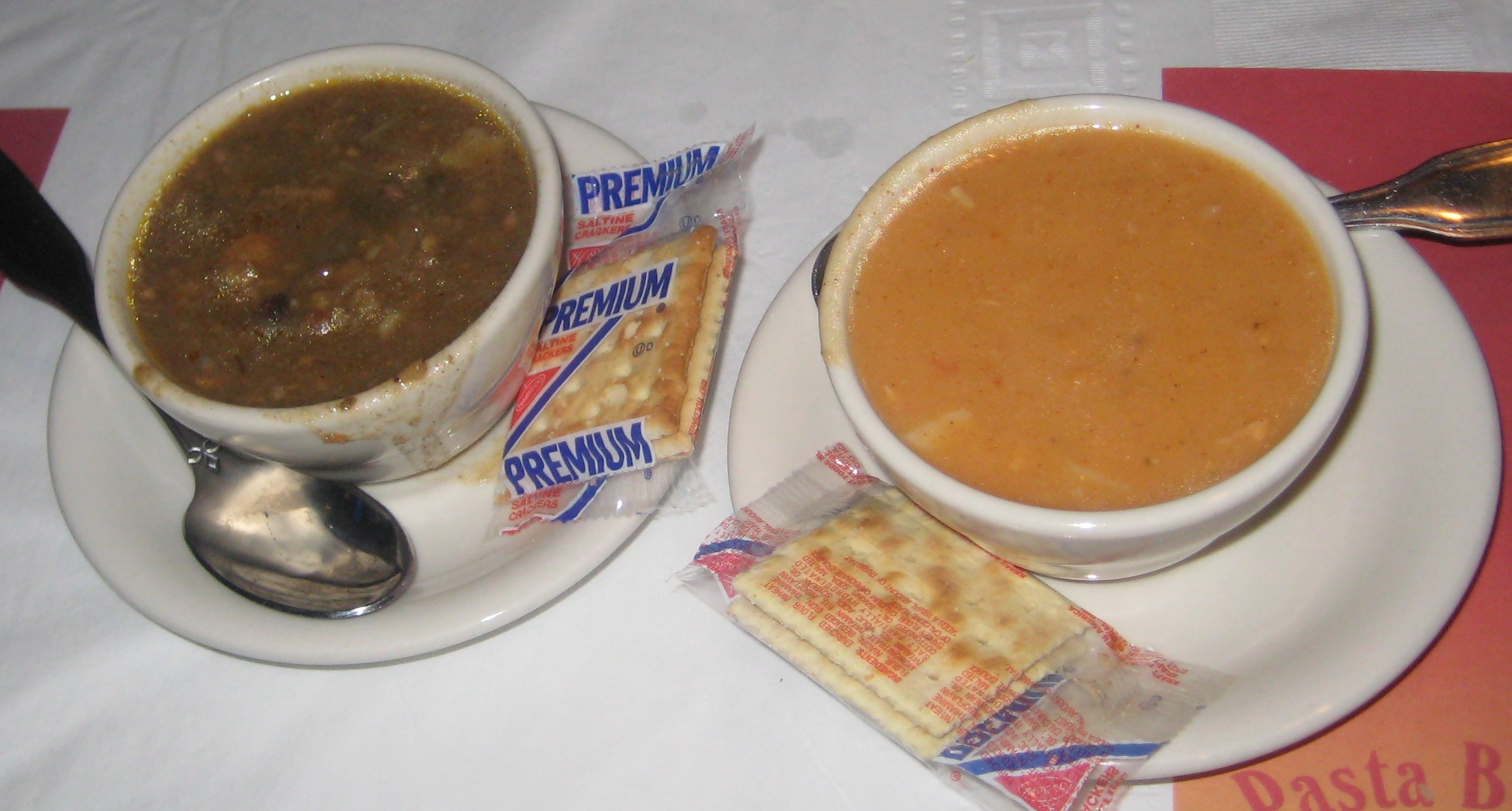 MFM Gumbo and Seafood Bisque