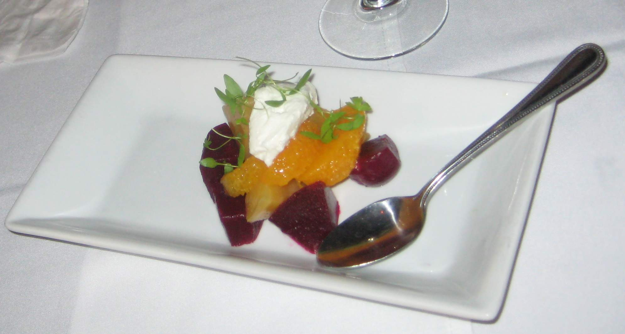 The Shed Beet Salad