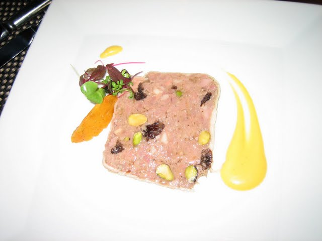 BLT Duck Terrine