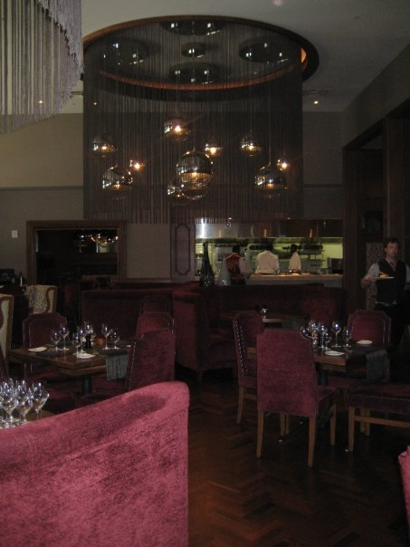 Pacci Dining Room