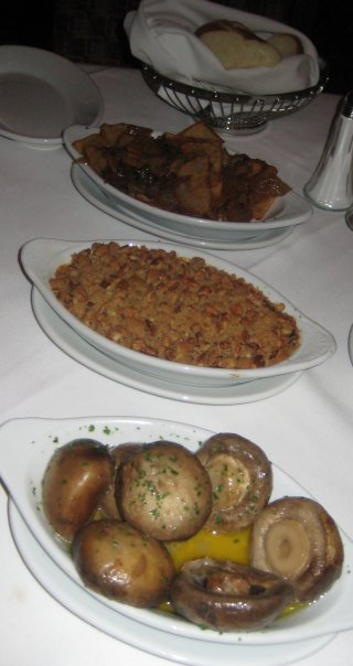 Ruth\'s Chris Side Dishes