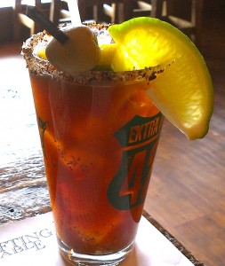 Drafting Table Bloody Mary