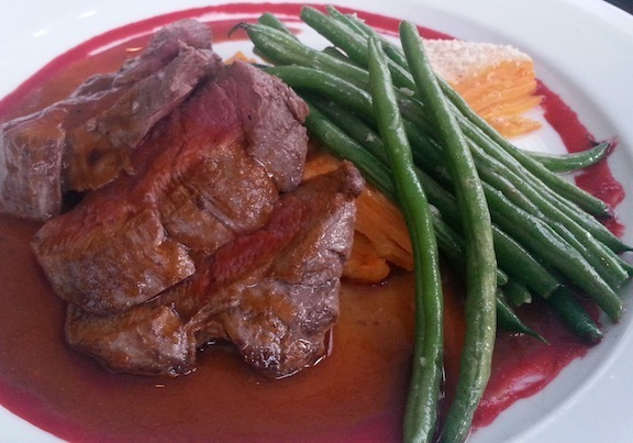 SOHO Atlanta Vinings Elk Tenderloin