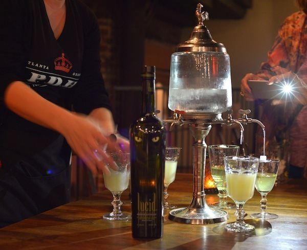 where to drink absinthe atlanta