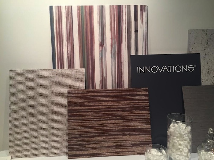 wall coverings innovations