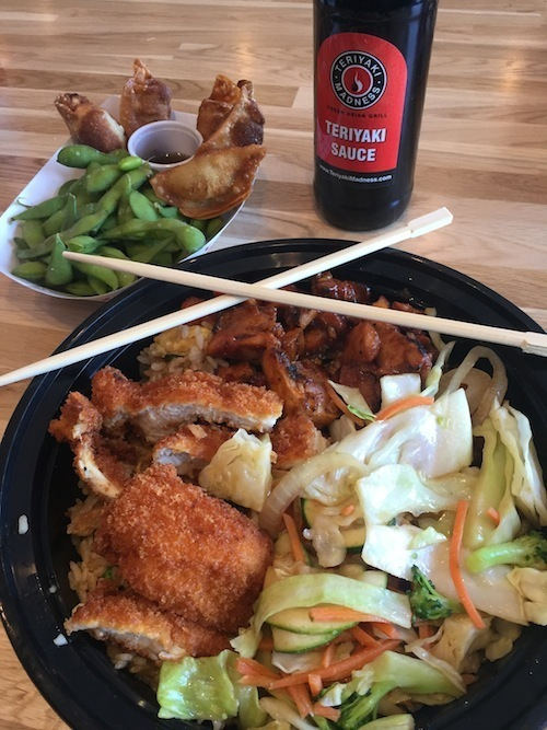 fast casual teriyaki madness review
