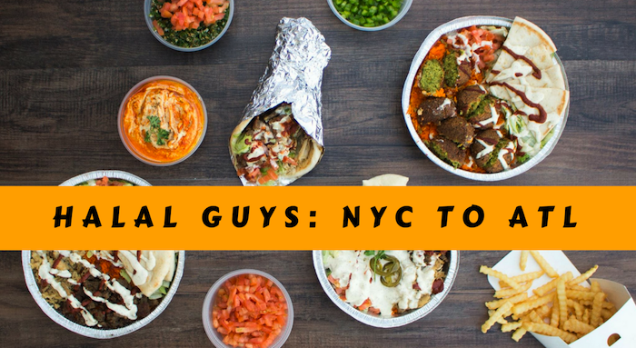 halal guys open atlana