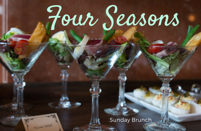 Four Seasons Sunday Brunch