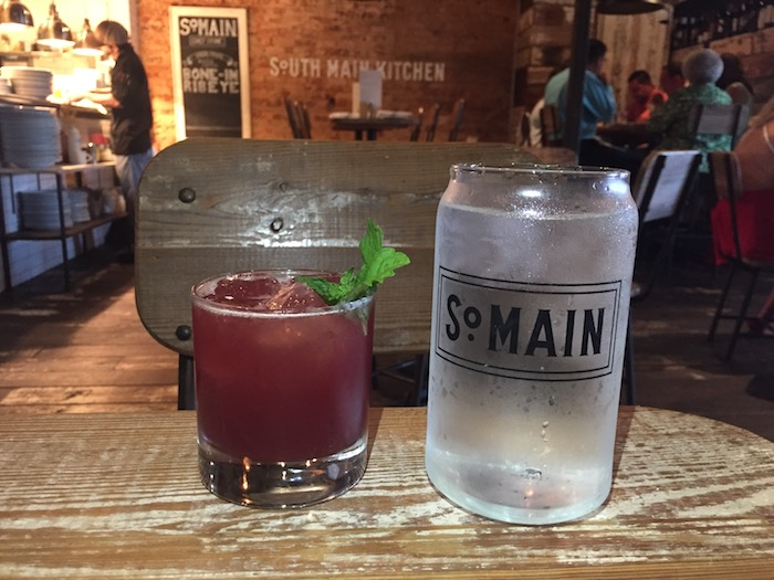 south main kitchen cocktails