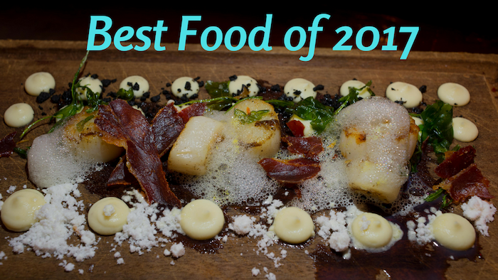 Best Food of 2017
