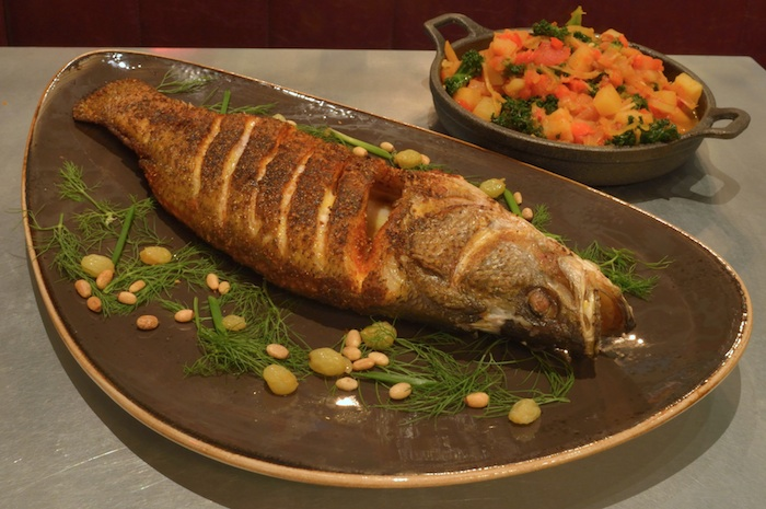 Chinese New Year Food Fish