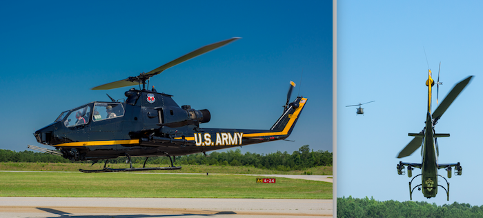 helicopter rides army helictopters atlanta