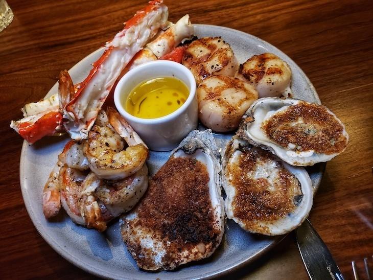 arnettes chop shop review best steakhouse roamilicious