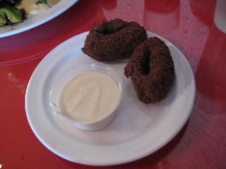 Cafe Agora Falafel