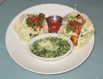 Bricktop's Fish Tacos