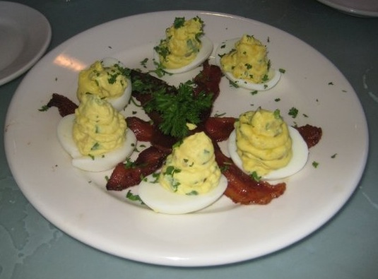 Bricktop's Deviled Eggs