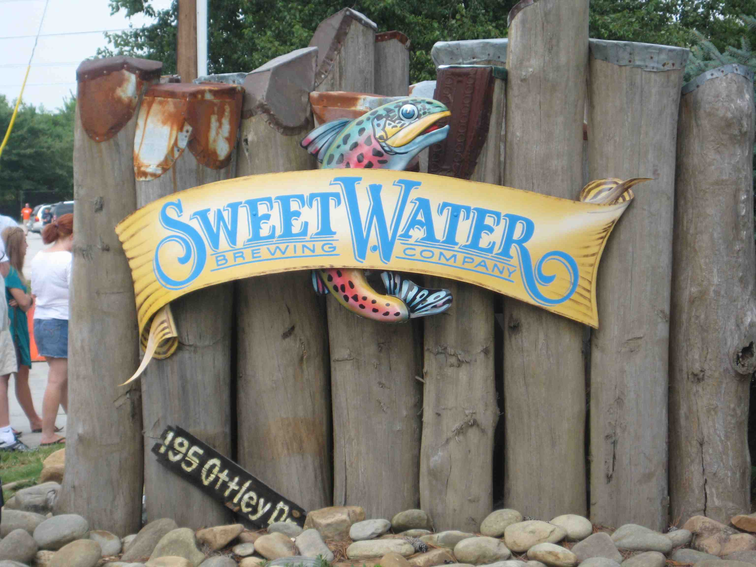 Sweet Water Brewery Tour 18
