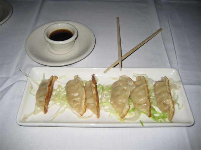 Dumpling to eat Chinese New Year
