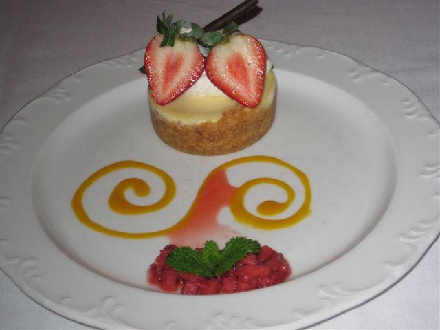 Atlanta Grill Cheesecake