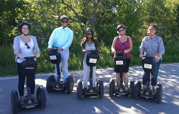 door county segway tour