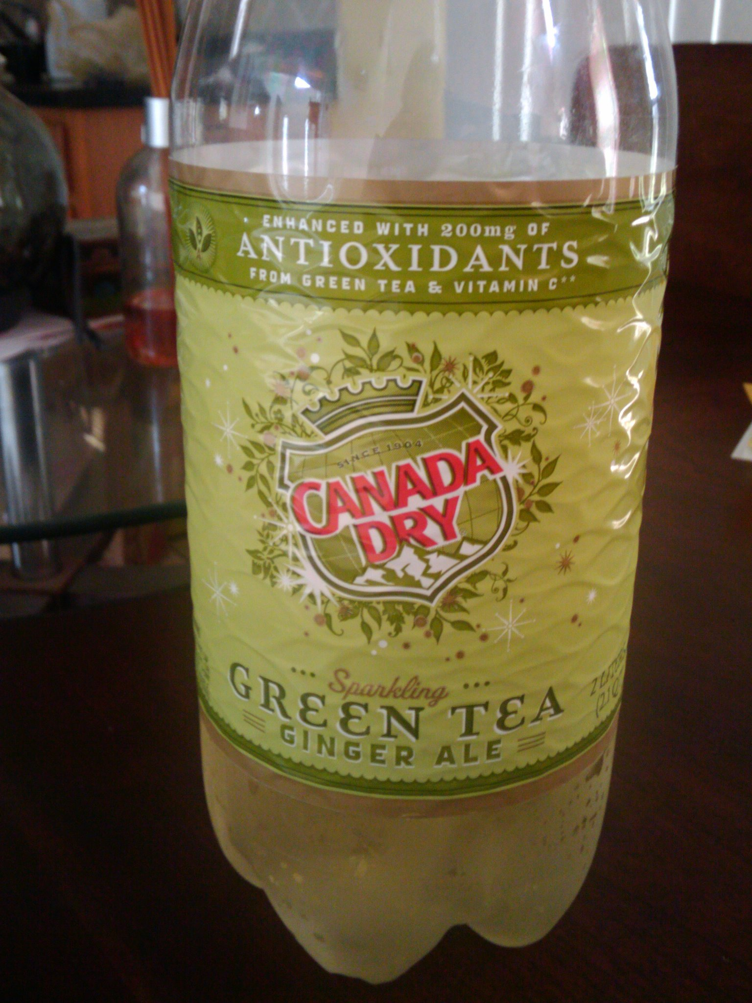 how to make ginger tea with ginger ale