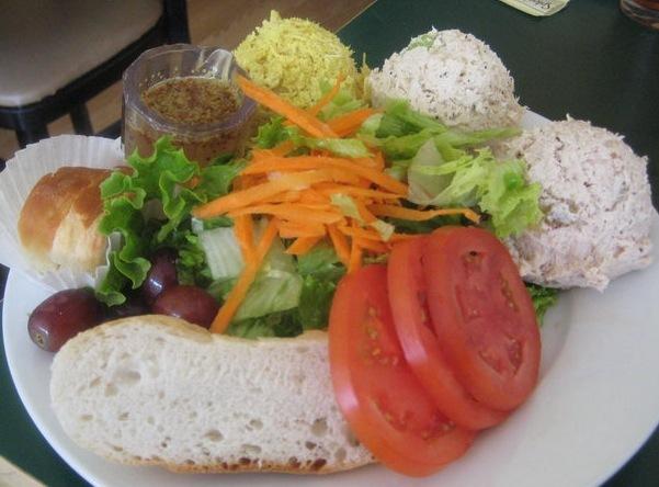 cafe at pharr restaurant review