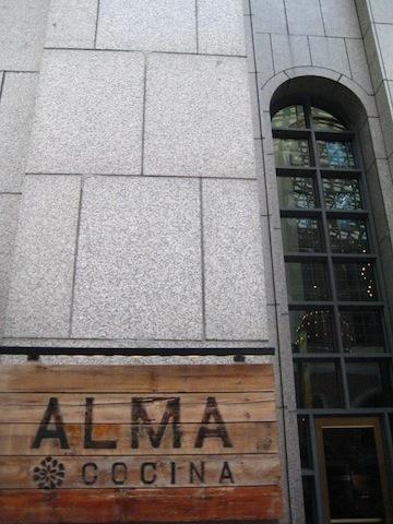 Alma Cocina: Upscale Latin in Downtown ATL - RoamiliciousAlma Cocina ...