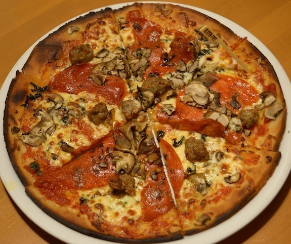 California Pizza Kitchen Pepperoni Pizza california pizza kitchen gluten free pizzas