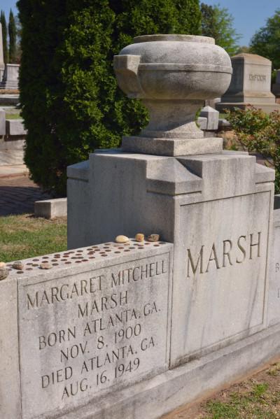 Margaret Mitchell's Grave