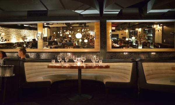 STK Atlanta bar