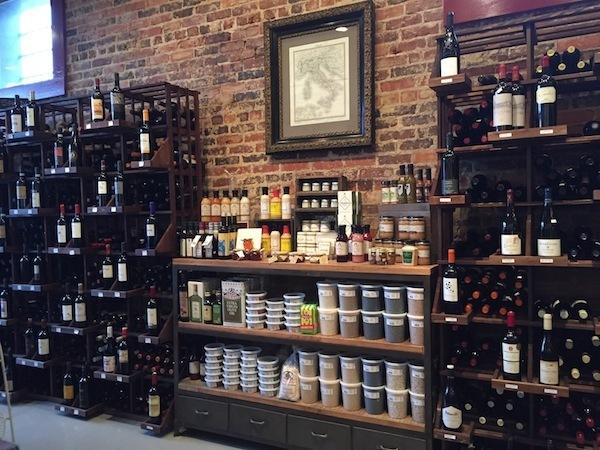 Wahoo Wine store Provisions Atlanta