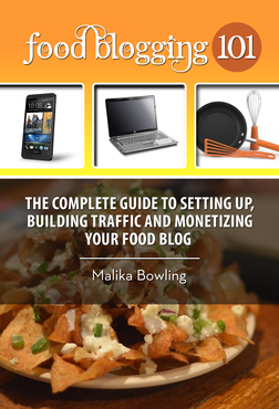 food-blogging-book