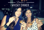 Dewars-Whiskey-Dinner