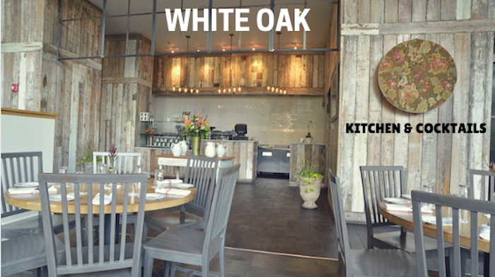 upscale southern at white oak kitchen and cocktails in