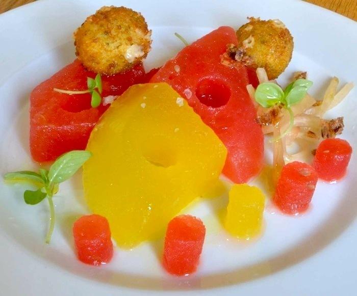 white-oak-kitchen-melon-salad