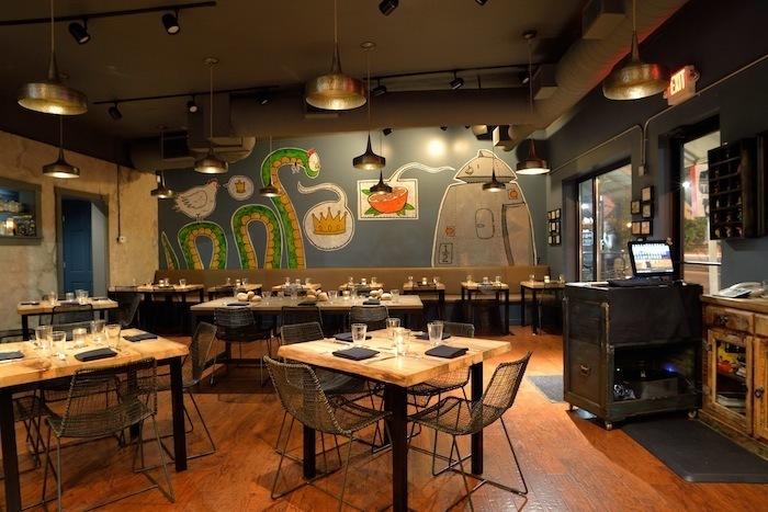 Double D Thai Restaurant Menu