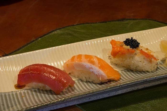 Doraku-sushi-Nigiri-review