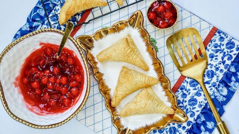 best-air-fryer-cherry-turnover-recipe-roamilicious