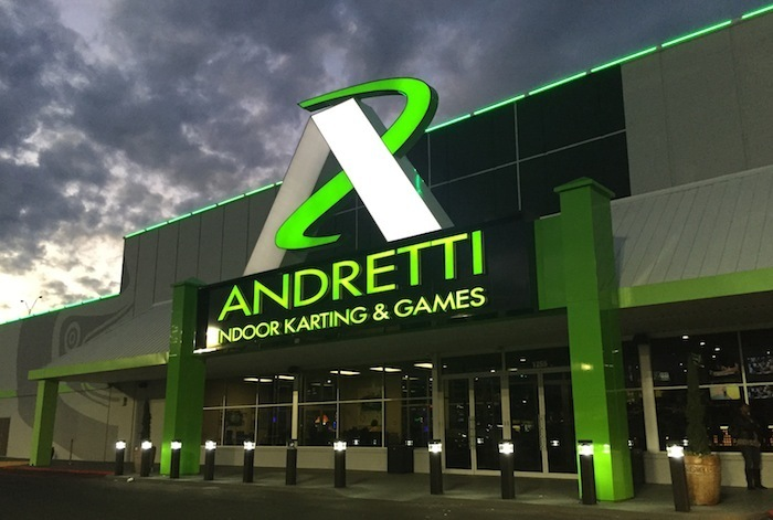 Andretti Karting Racing Obstacle Courses Food More In