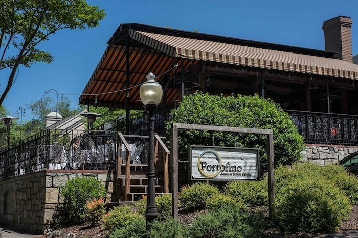 Portofino Restaurant Atlanta Ga