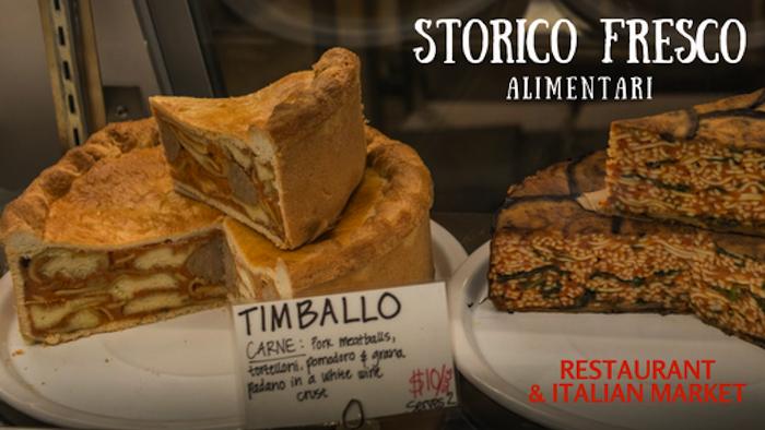 Storico Fresco Italian Restaurant