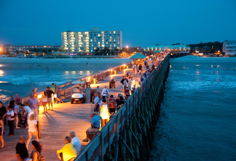 Pier One Restaurant Folly Beach