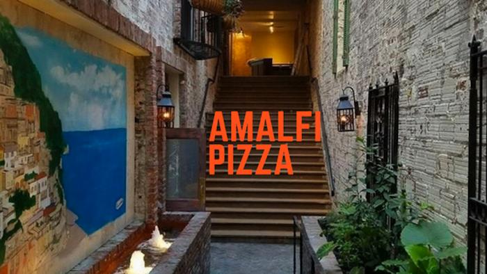 Amalfi Pizza brings Neapolitan Style Pizzas to Downtown Atlanta ...