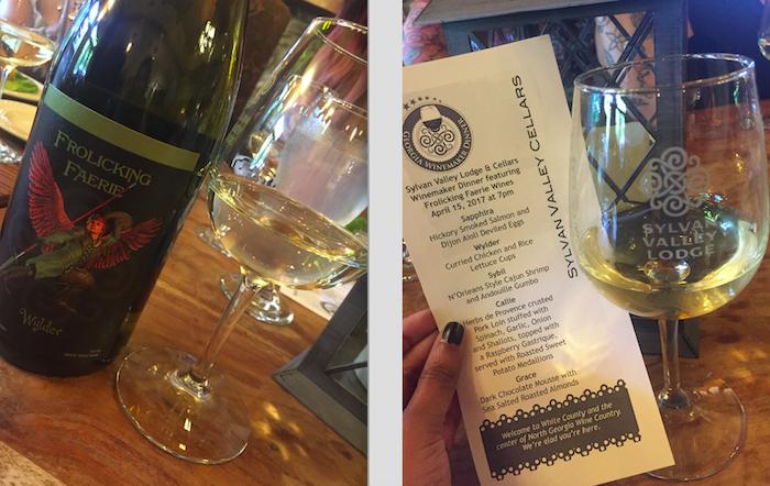 sylvan valley cellars review wine country georiga