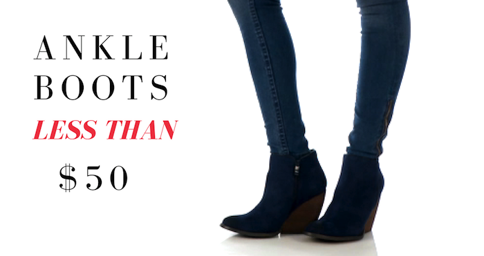 Best Ankle Boots