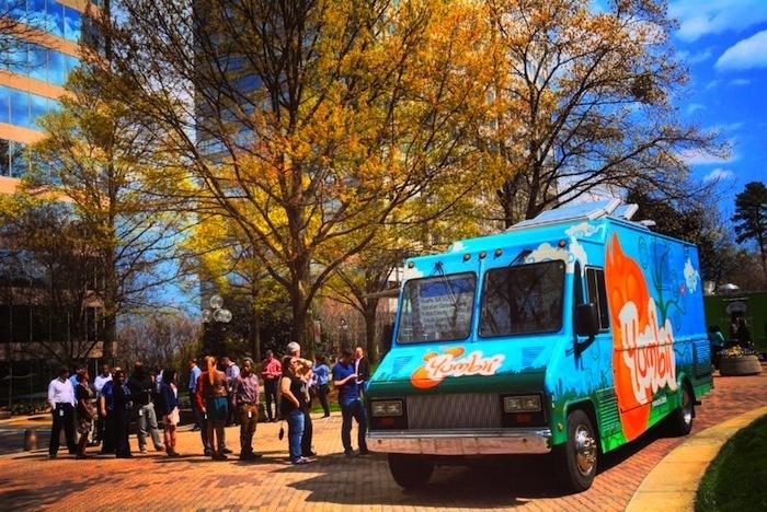 Yumbii food truck opens store